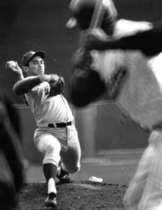 sandy koufax the pitch